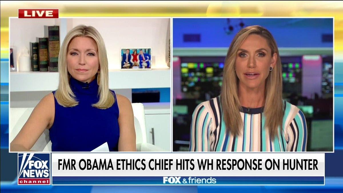 Lara Trump: Truth about Hunter Biden's artwork could be 'very damaging' to Biden presidency