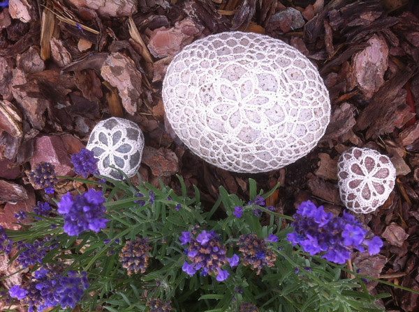 San Luis Snowflake Rocks