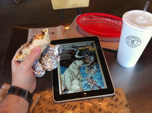 Happy International Read Comics In Public Day!
