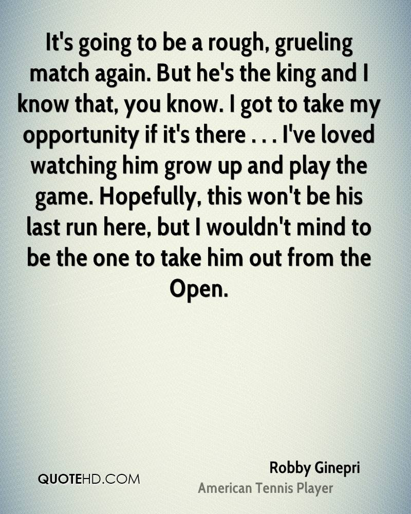 Robby Ginepri Quotes Quotehd