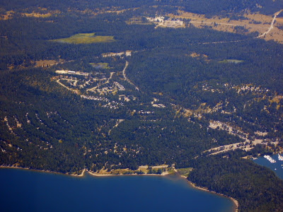Colter Bay Aerial Photo