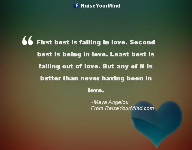 Falling In Love Quotes Sayings Verses Advice Raise Your Mind