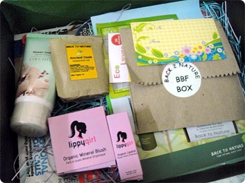 BBF Beauty Box