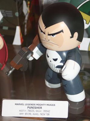 Marvel Legends Mighty Muggs - Punisher Mighty Mugg