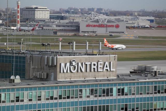 Le projet d'expansion de l'aéroport Montréal-Trudeau, d'un budget... (photo martin chamberland, archives la presse)