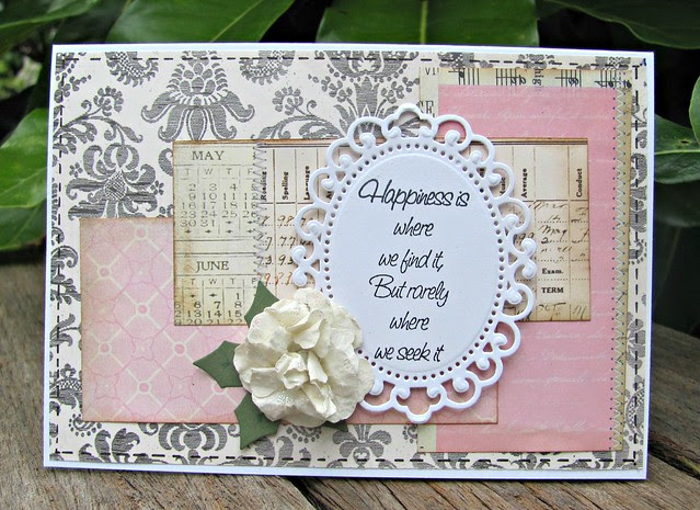 """Quotes"" Sample for Creative Craft Cottage"