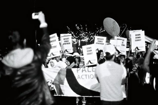 Anti-Israel Protest 7