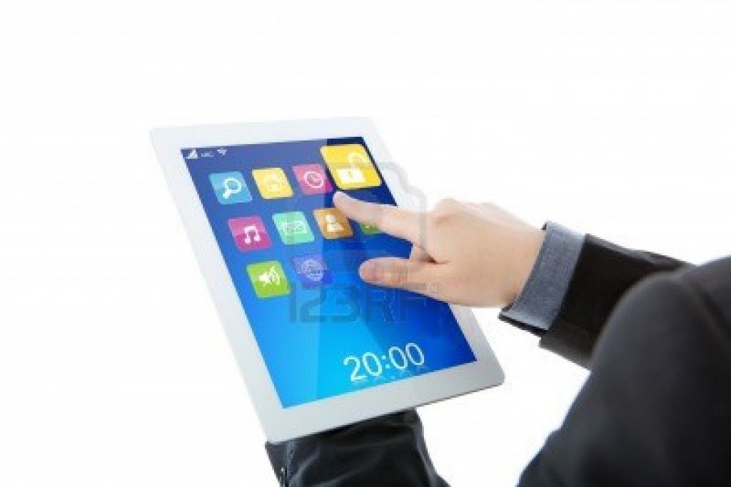 business-man-use-tablet-pc-computer-with-colorful-application