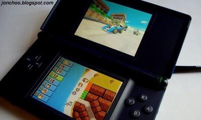 Jonchoo Video Game Impressions Nintendo Ds Lite Tomb Raider