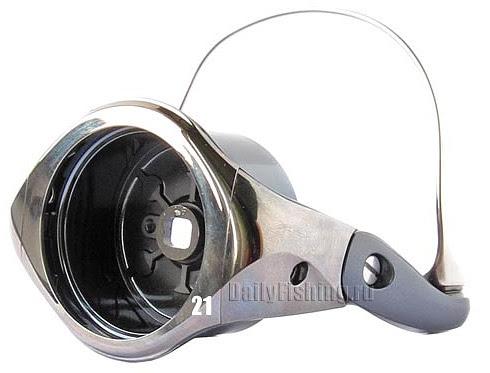 shimano 10 stella rotor inside