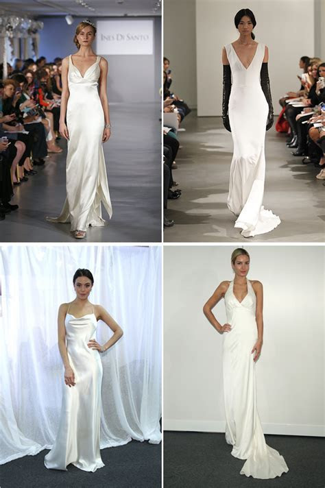 Carolyn Bessette wedding dresses: Pictures ideas, Guide to