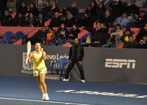 Anastasija Sevastova win!!!