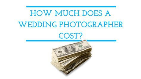 How Much Does A Wedding Photographer Cost?   Wilmington NC