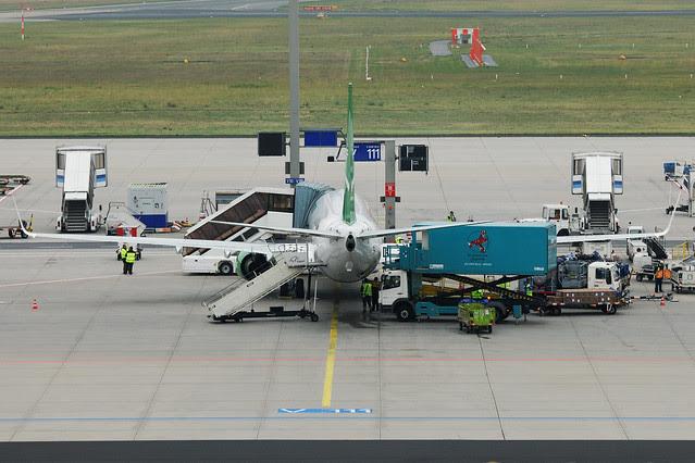 Turkmenistan Airlines Boeing