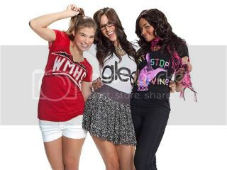 Glee Clothing Line Launched