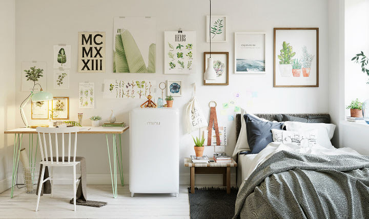 Small Studio Apartment Design Ideas Decoholic