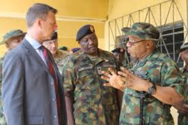 """The government of the United Kingdom has said it stands with Nigeria in the fight against Boko Haram insurgents. UK's Minister for the Armed Forces, Mark Lancaster, gave the assurance after touring different parts of the country, including Makurdi, Maiduguri, Kaduna and Abuja to get a first hand assessment of the support UK troops were providing for Nigerian soldiers. Lancaster said: """"The UK stands united with Nigeria in the international fight against terror. With our world class military expertise, we are helping the Nigerian military develop the skills necessary to tackle the threat of Boko Haram. """"From expert operational guidance and medical mentoring in the North East, to counter explosive device training across the country, the UK is leading the way in its commitment to supporting a safe and stable Nigeria. """"During the visit, he saw first hand the support the UK is providing to the Nigerian Armed Forces leading the fight against Boko Haram. """"As well as meeting those delivering expert training to the Nigerian Armed Forces through the resident British Military Advisory and Training Team (BMATT), the Minister met with UK personnel in the Liaison and Support Team (LST) based in the North East of the country. """"The LST provides non-lethal operational advice and guidance to the Nigerian Armed Forces as they tackle the terror threat of Boko Haram."""""""