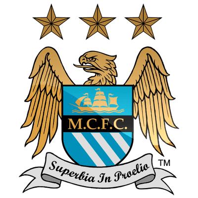 Manchester City Logo transparent PNG - StickPNG