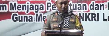 Tabligh Akbar dan Doa Bersama Ustadz Dasad Latief di Polres Tarakan
