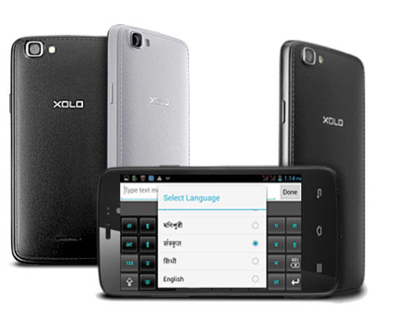 Xolo A500s Lite Smartphone With Leather Finish Announced At Rs 5,499