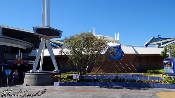 Disneyland, Tomorrowland, Space Mountain, DOSH