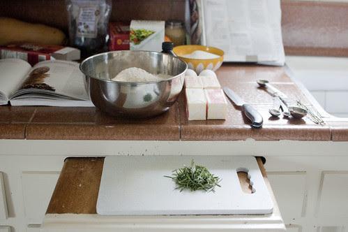rosemary, kitchen