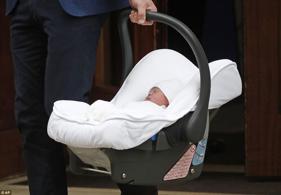 El bebé ha sido expulsado del hospital