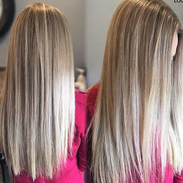 Long Thick Straight Haircuts