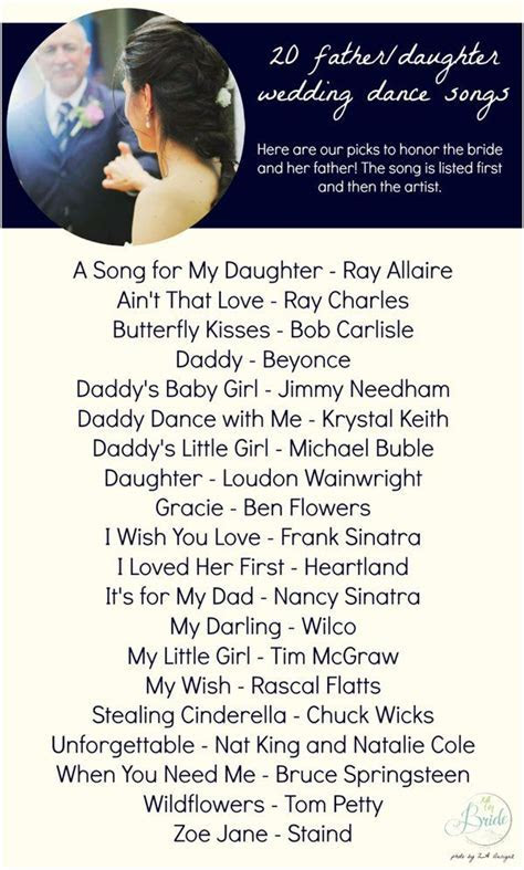 20 Father Daughter Dance Song Ideas   Songs, Little girls