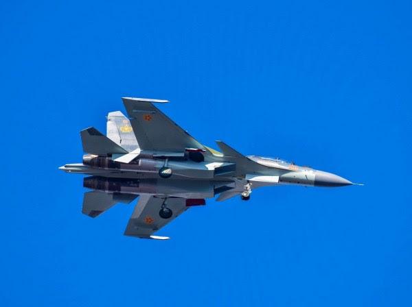 Su-30sm Kazajstán AIR FORCE 1