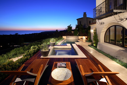 Newport Coast Residence, CA contemporary landscape