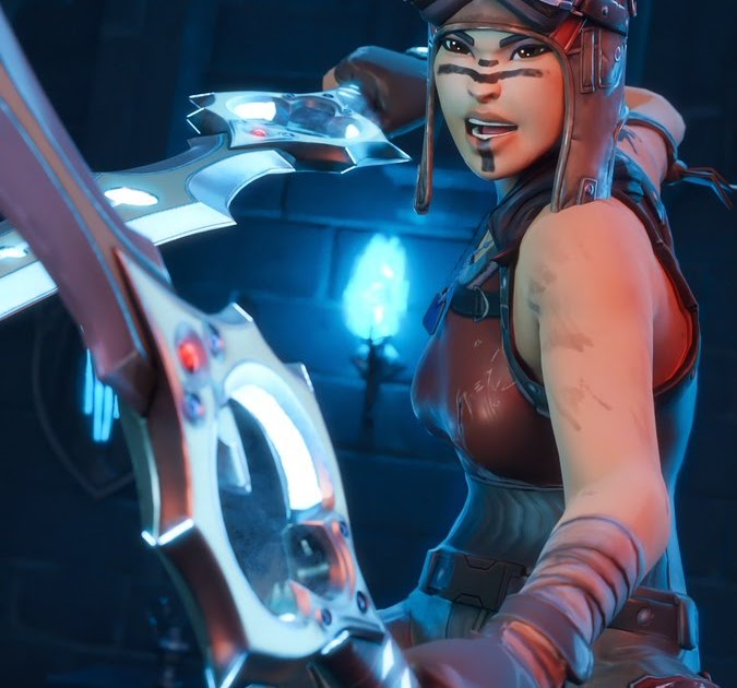 Download Fortnite Wallpaper Renegade Raider