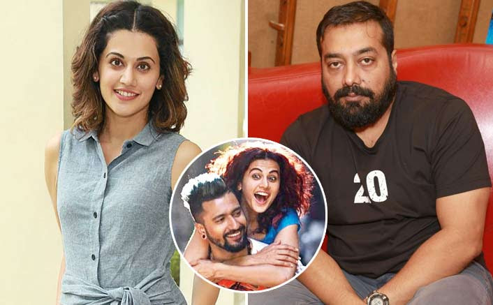 Taapsee Pannu gets her first Hindi musical in Anurag Kashyap's Manmarziyaan five years after her Bollywood debut