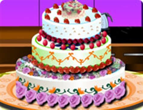 Barbie Cake Decor   Girl Games