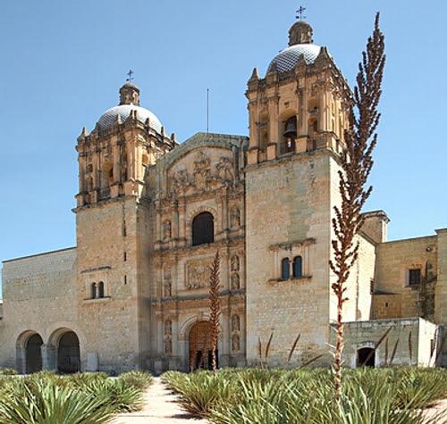 Image result for iglesia santo domingo oaxaca