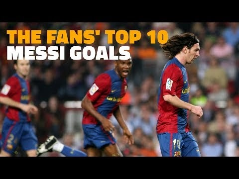 10 Time Messi Proved Who Is The Real Boss