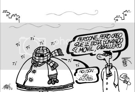 Forges –Invierno-