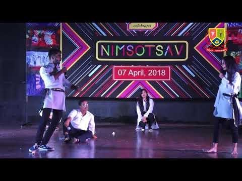 Best Skit on drugs : Nimsotsav | Nims University Jaipur | Performance for Awareness