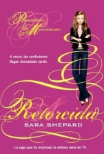 Retorcida (Pequeñas mentirosas IX) Sara Shepard