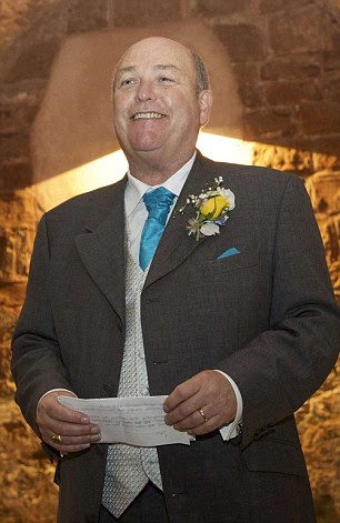 Tributes have been paid to social worker John Stollery (pictured this year)