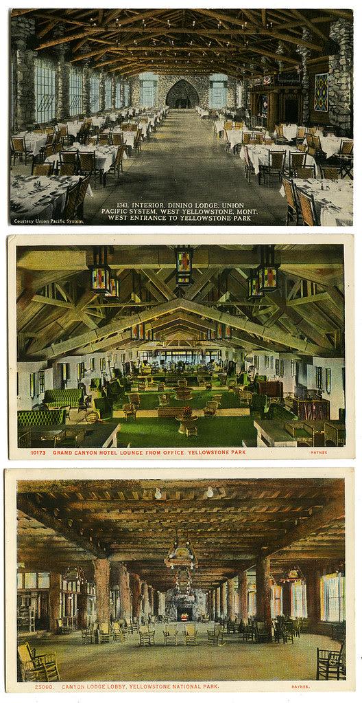 Yellowstone Lodges_tatteredandlost