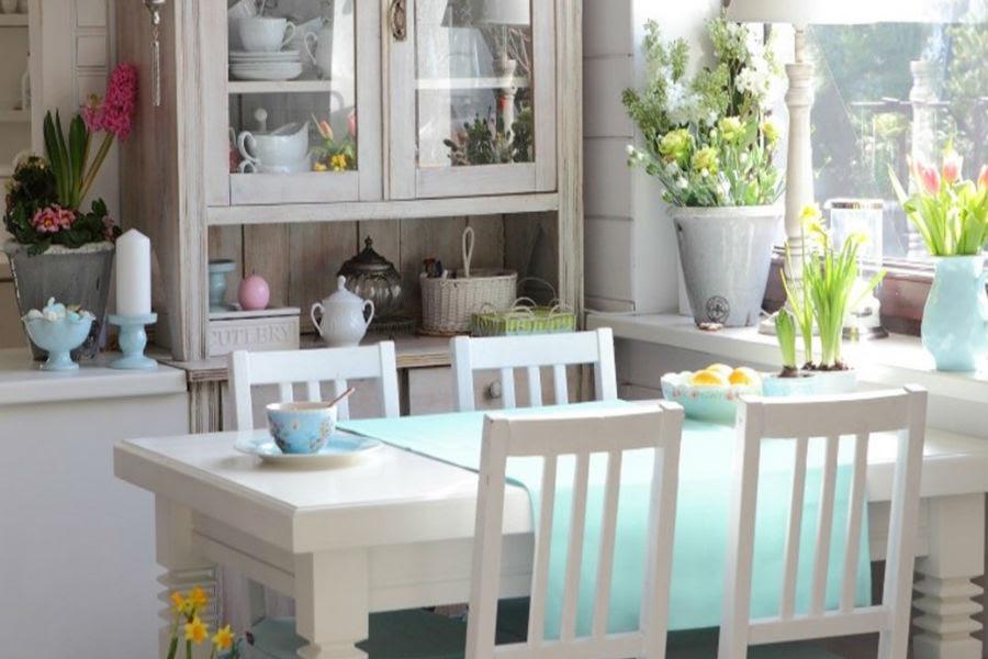 Dekoracje Wielkanocne W Domu