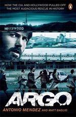 Argo, Oscar, CIA, book, Acadamy Award