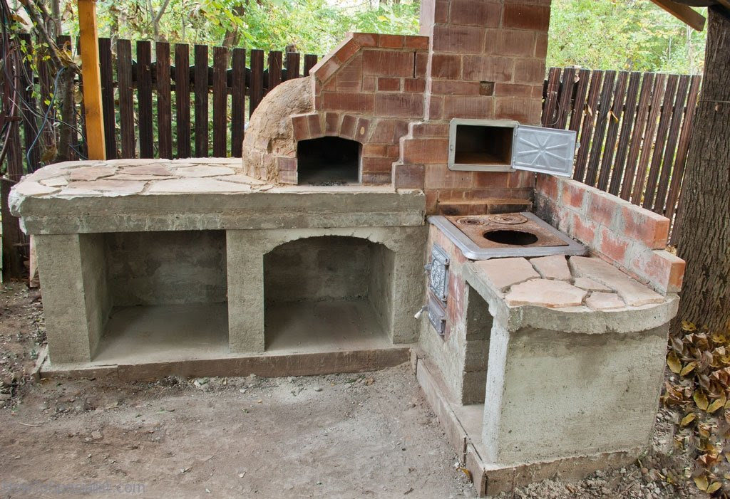Outdoor kitchen free plans | HowToSpecialist - How to Build, Step ...