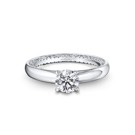 Circle of Love Diamond Ring   Shimansky