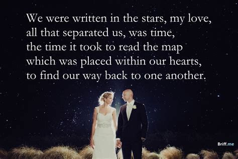 Best Wedding Quotes   Stars and Love   Wedding Quotes