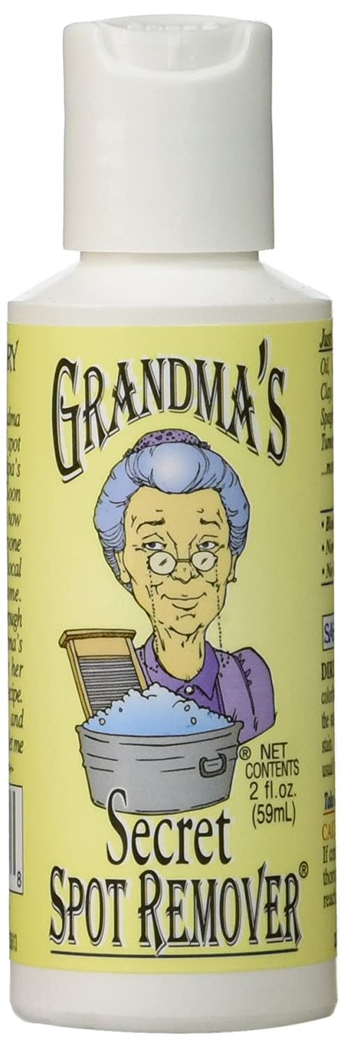 Amazon.com - Grandma's Secret Spot Remover, 2-Ounce - Laundry ...
