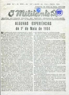 O Militante, Série 3, n.º 127 (JUL. 1964)