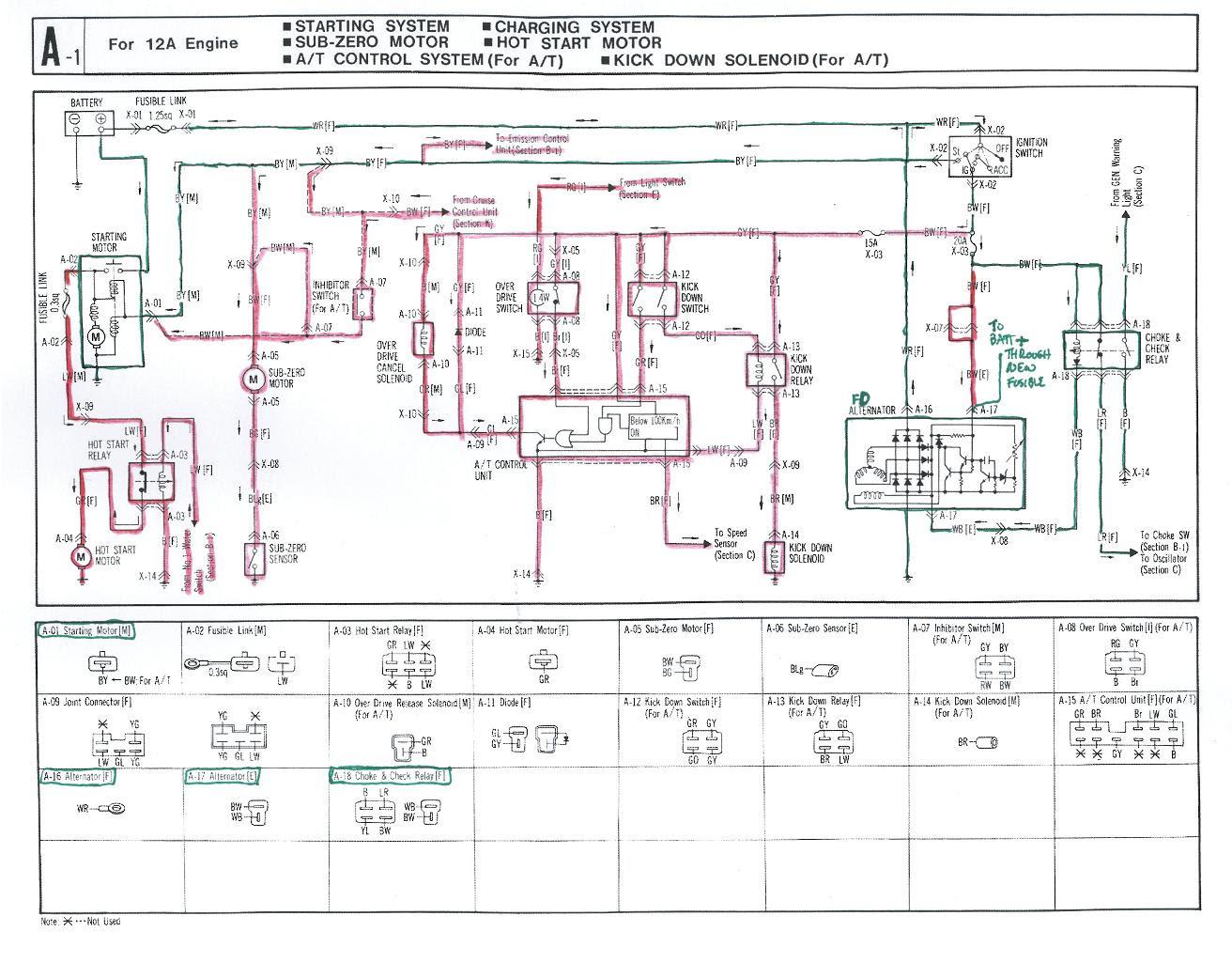 84 Club Car Wiring Diagram Box Wiring Diagram