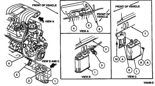 1993 Ford F150 Vacuum Line Diagram